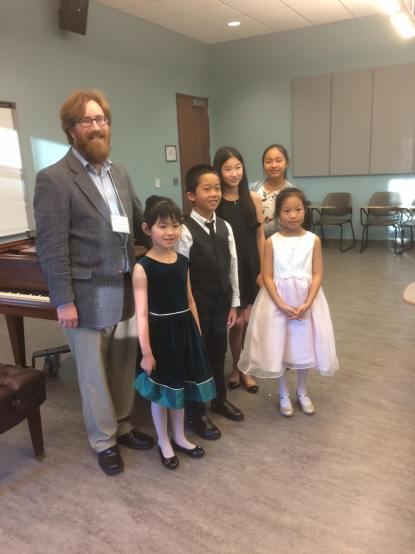 New Jersey Music Teachers' Association Conference 2017